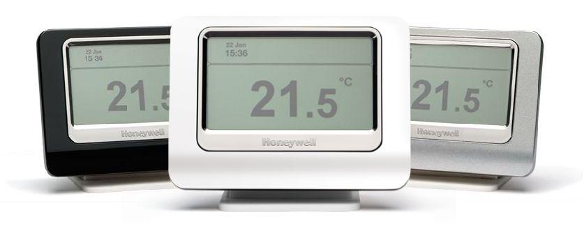 atp924g1010 thermostat programmable sans fil tactile evotouch honeywell. Black Bedroom Furniture Sets. Home Design Ideas