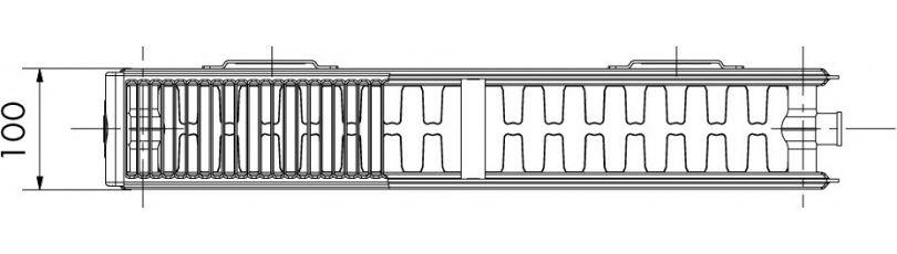 lot de radiateurs acier 10 kw eneove. Black Bedroom Furniture Sets. Home Design Ideas